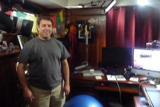 Dane in TWiT Office